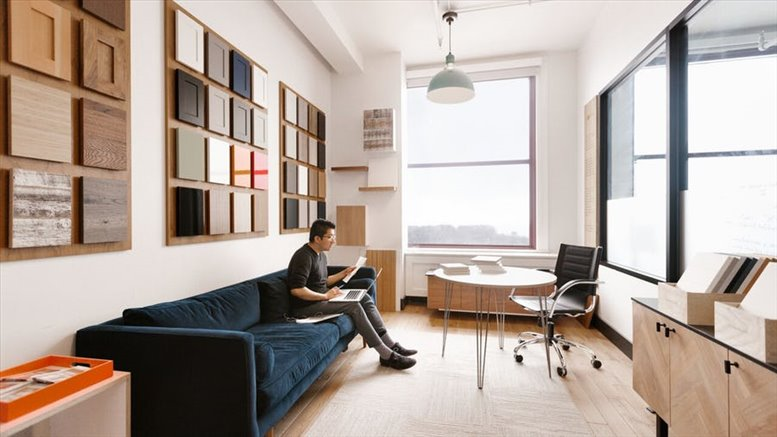 Photo of Office Space on 414 West 14th Street, Meatpacking District / West Village Manhattan