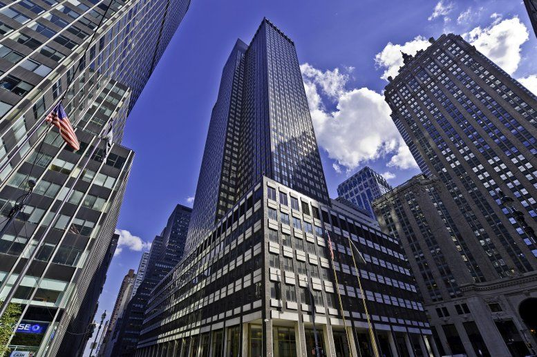 245 Park Avenue, Midtown Office Space - Manhattan