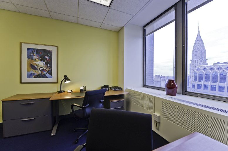 245 Park Avenue, Midtown Office for Rent in Manhattan